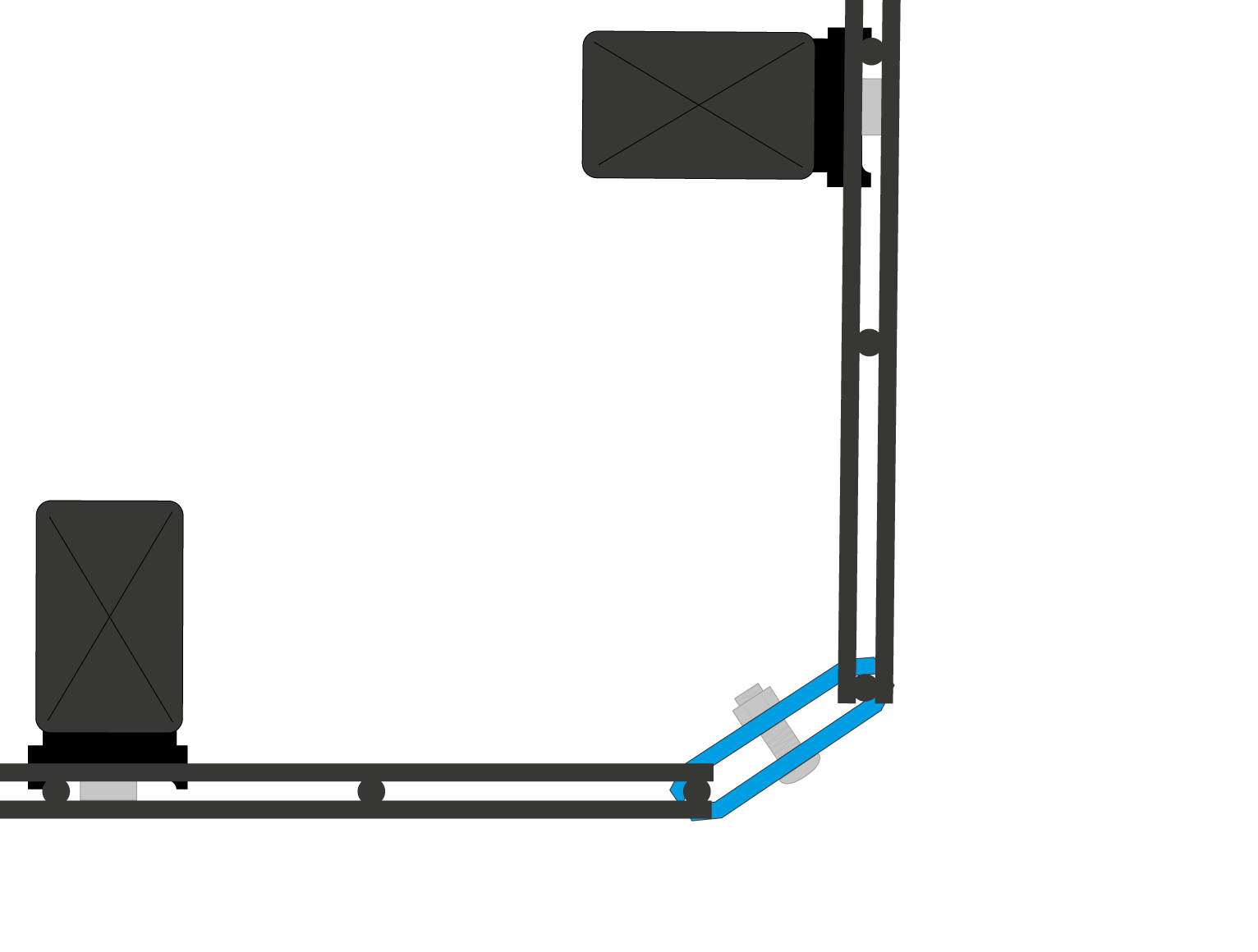 Anbai-Variante Eckverbinder